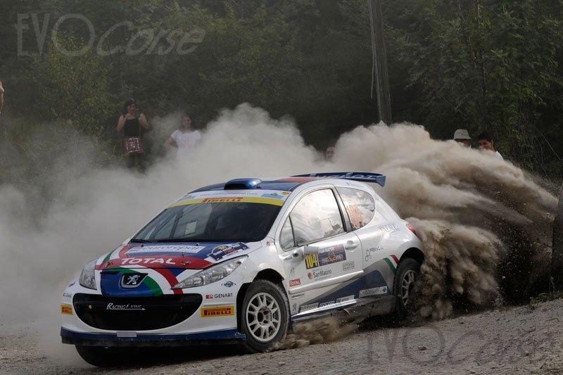 Rally San Marino - Ivan Pegoraro - 1 EvoFlash