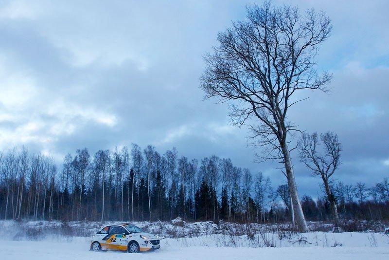 Bergkvist Rally Liepaja