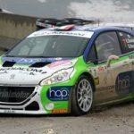 Rossetti won Rally Franciacorta International Circuit