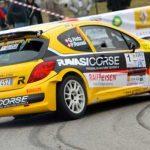 EVO Corse esulta al 24° Rally dei Laghi