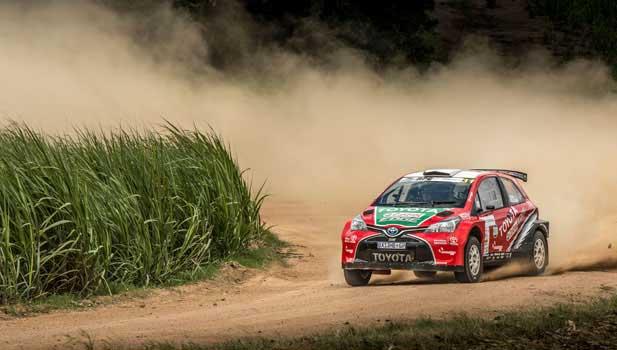 Team Castrol Toyota