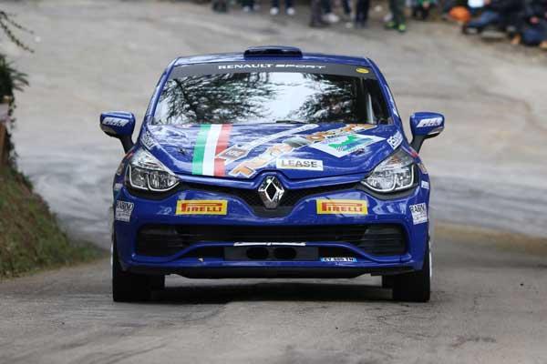 Andolfi e Rocca - Trofeo Clio R3T