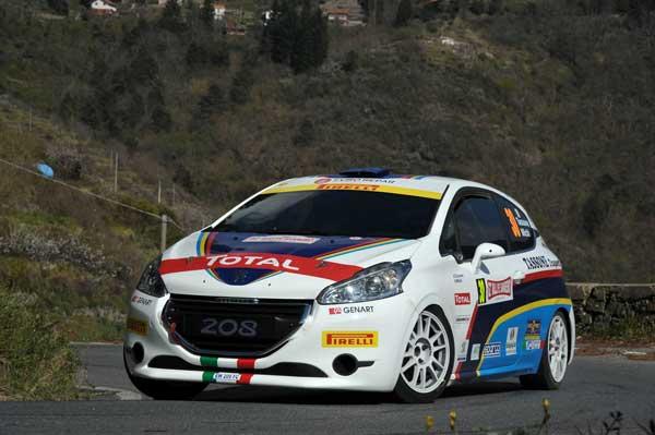 Tassone e Michi - Rallye Sanremo 2015