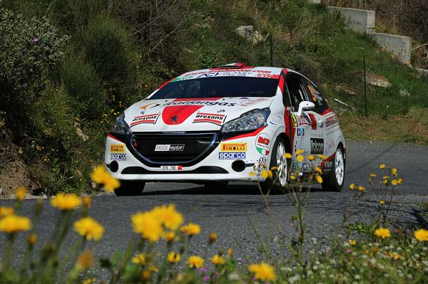 Testa e Inglesi - Rallye Sanremo 2015