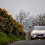 Dominio ADAC Opel Rallye Team al Circuit of Ireland Rally