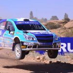David Nalbandian at Rally Argentina