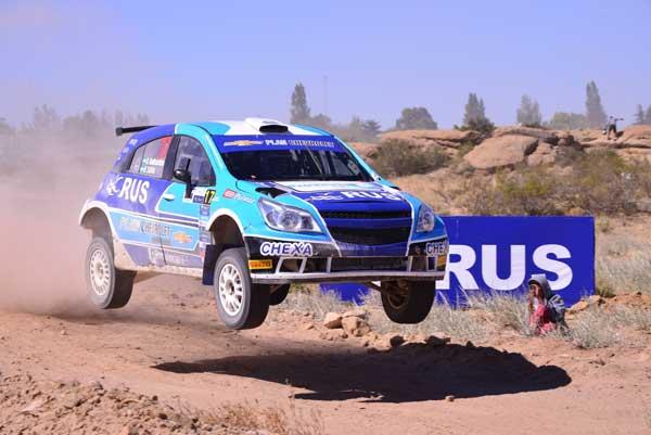 David Nalbandian - Rally de Cutral Có
