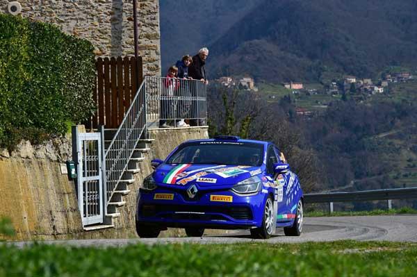 Fabrizio Andolfi Jr - Rally Il Ciocco e Valle del Serchio 2015