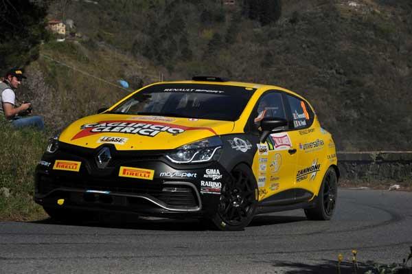 Ivan Ferrarotti - Rallye Sanremo 2015