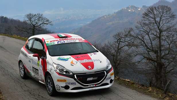 Giuseppe Testa - Rally Il Ciocco e Valle del Serchio 2015