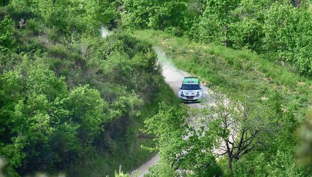 Scandola e D'Amore - Rally Adriatico 2015