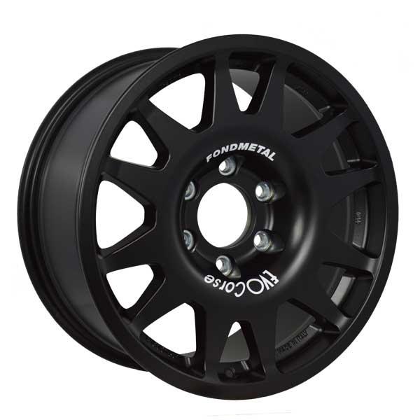 DakarCorse 17 - Mat black