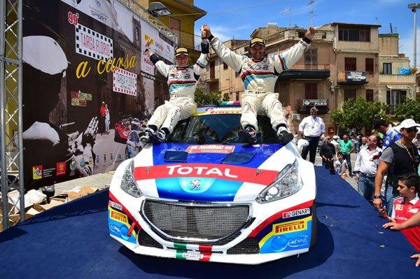 Ucci Ussi - Targa Florio 2015