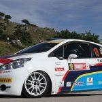 "Andreucci won the ""Targa Florio"" Rally"