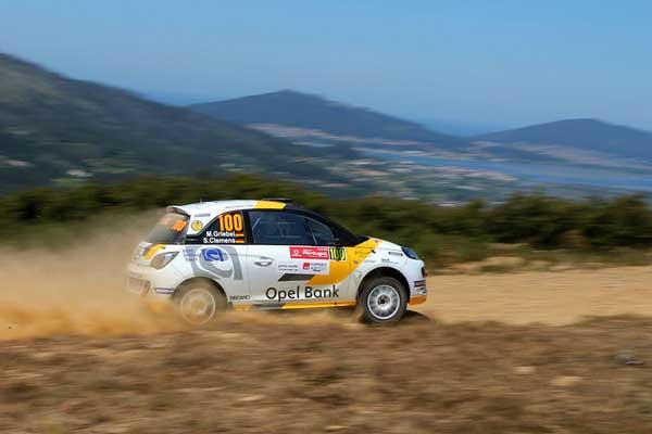 Griebel - Rallye Portugal