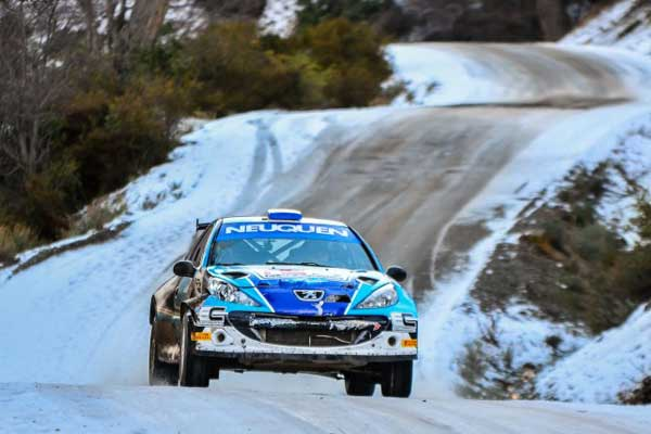 Alejandro Ciancio - Tango Rally Team