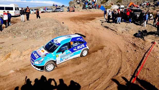 Alberto Nicolás - Tango Rally Team