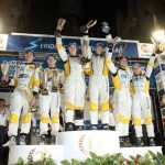 Tripletta per Opel all'Ypres Rally