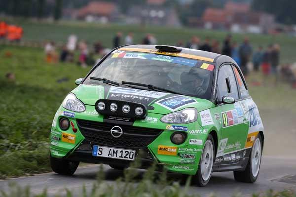 Tannert Thielen - Kenotek Ypres Rally