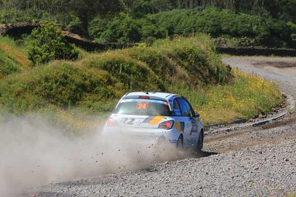Emil Bergkvist - Opel ADAM R2