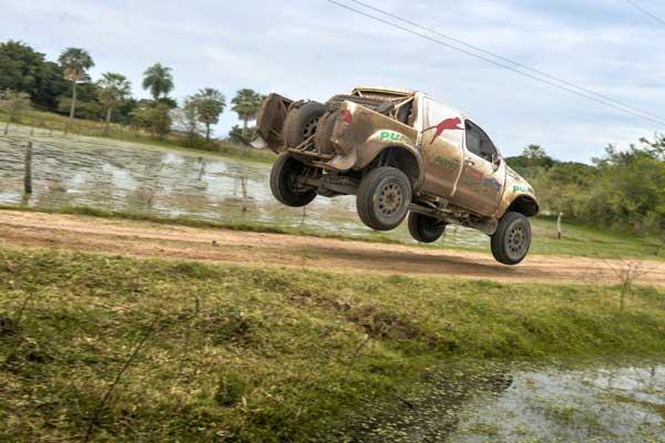 Rempel - South Racing - Desafio Guarani 2015