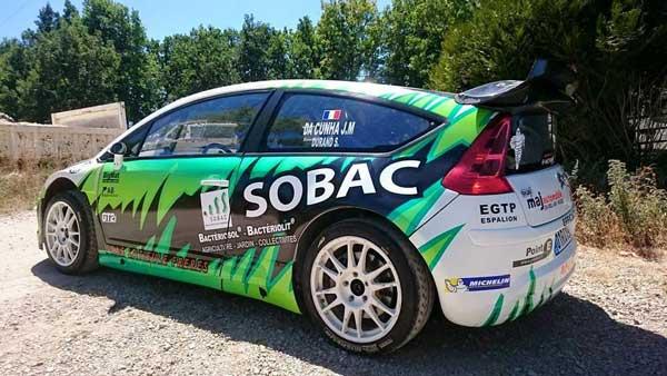 Jean-Michel Da Cunha - Rallye du Rouergue