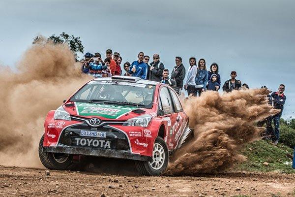 Poulter Coetzee - Volkswagen Rally