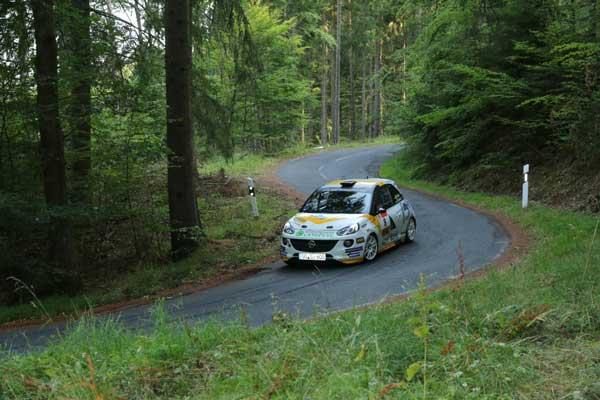 Marijan Griebel - ADAC Rallye Deutschland 2015