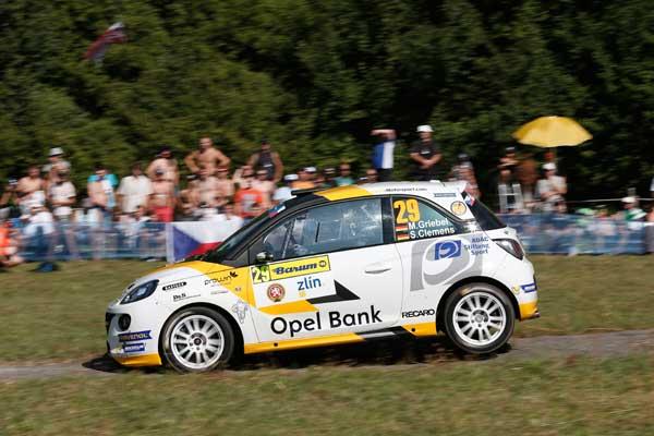 Griebel Clemens - Barum Rally 2015