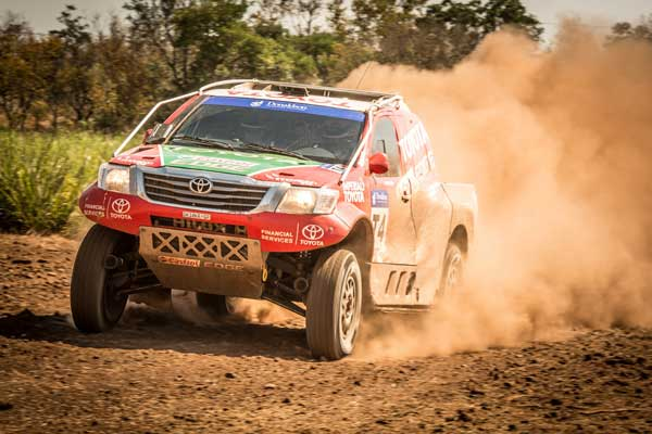 Poulter Howie - Castrol Team Toyota