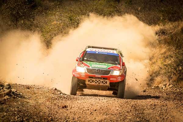 Taylor Murphy - Castrol Team Toyota