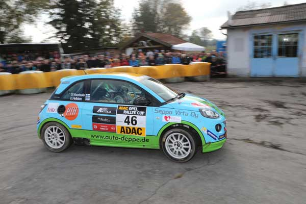 Vuorisalo Hellsten - ADAC 3-Städte Rallye