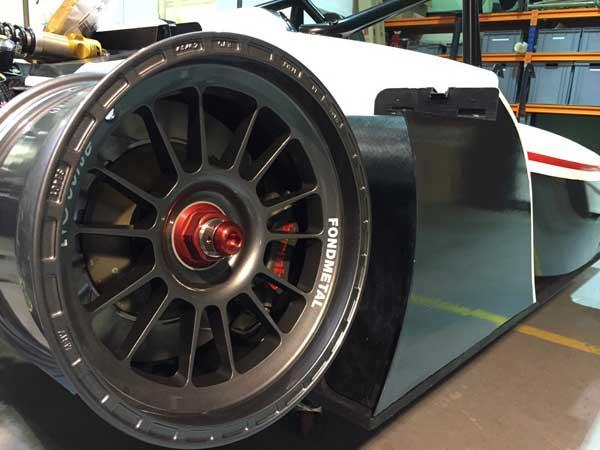 FormulaCorse - Gibson Motorsport