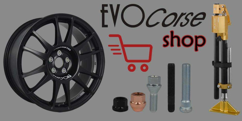 EVO Corse shop