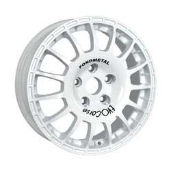 Winter rally alloy wheel