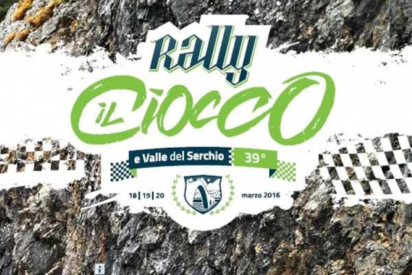 Rally il Ciocco - logo