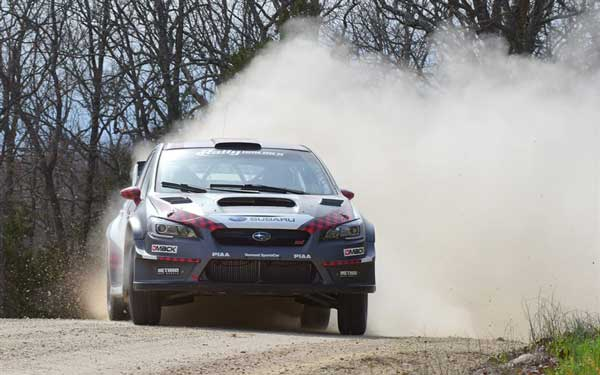 Pastrana - Subaru Rally Team USA