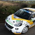 The Circuit of Ireland opens the FIA ERC Junior