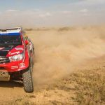 Toyota Gazoo Racing dominates in South Africa