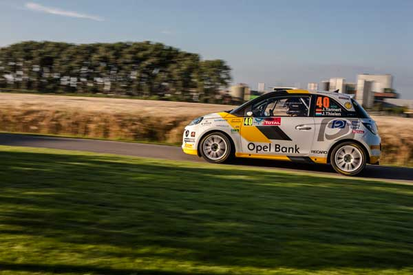 Tannert - Ypres Rally 2016