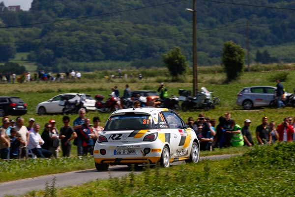 Ingram - Ypres Rally 2016