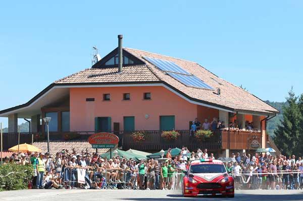 Basso - Rally Friuli Venezia Giulia 2015