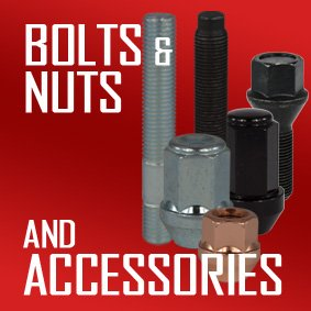Wheel Bolts & Lug nuts