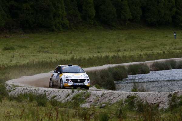 Chris Ingram Opel Adam R2