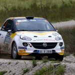 Title showdown for the ADAC Opel Rally Junior Team