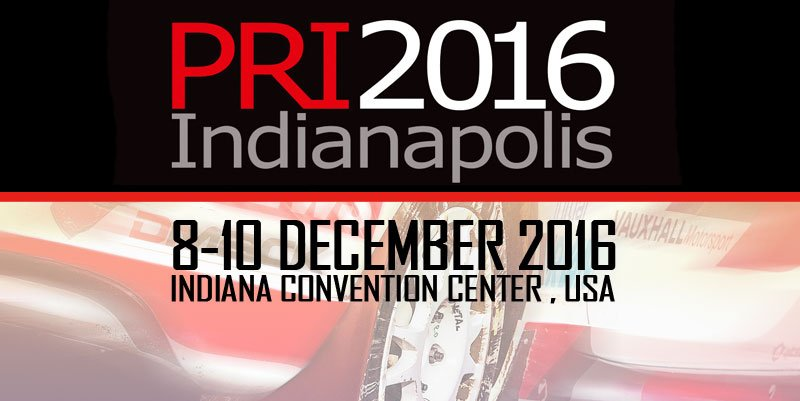 PRI 2016 - Indianapolis, 8-10 Dec