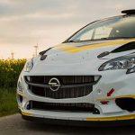Svelata la Opel Corsa R5