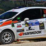 24°Rally Adriatico. Il Campionato Italiano Rally è al giro di boa