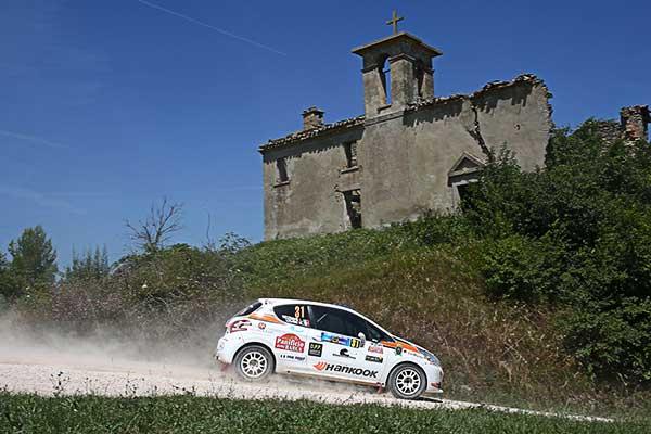 Beltrame San Marino Rally 2017