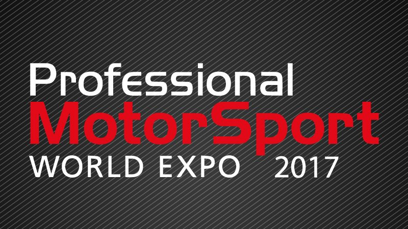 Professional Motorsport World Expo 2017, Stand 7080 - 15,16,17 Novembre